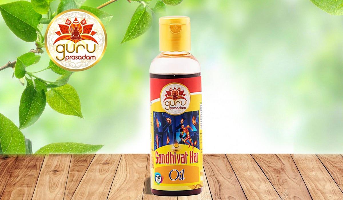 Ayurvedic Oil for Joint Pains – Sandhivat Hair Oil